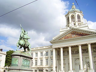 Place Royale, Brussels