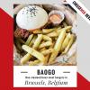 Review: Baogo Restaurant, Grand Place Area, Brussels, Belgium