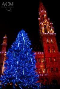 Christmas in Grand Place