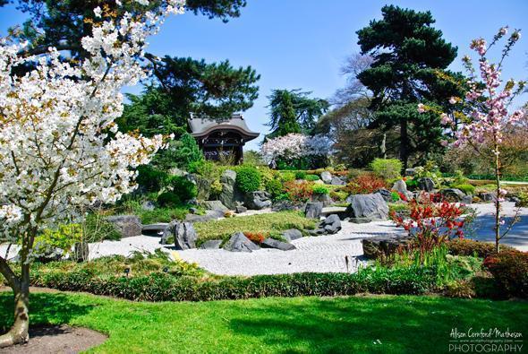 The Royal Botanic Gardens, Kew , London, England
