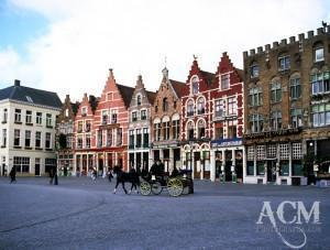The historic centre of Brugges - not a surprise to see on the UNESCO list.