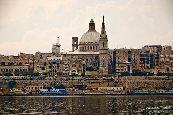 City of Valletta, Malta