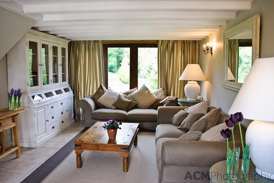 Livingroom in Chocolat Coattage