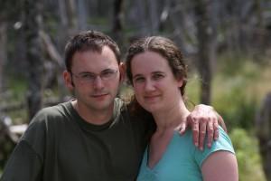 Alan and Marilla