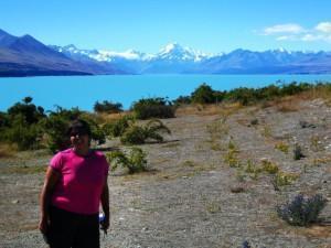 The breathtaking NZ scenery