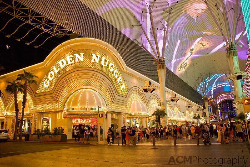 Golden Nugget, Fremont Street, Las Vegas