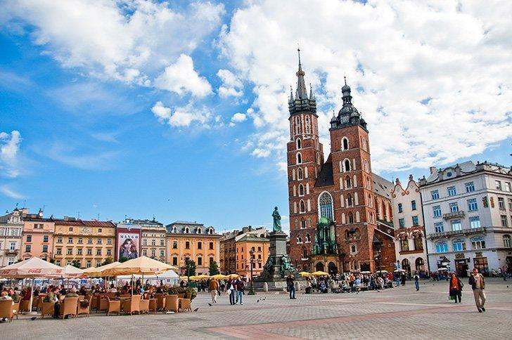 What to do in Krakow Poland