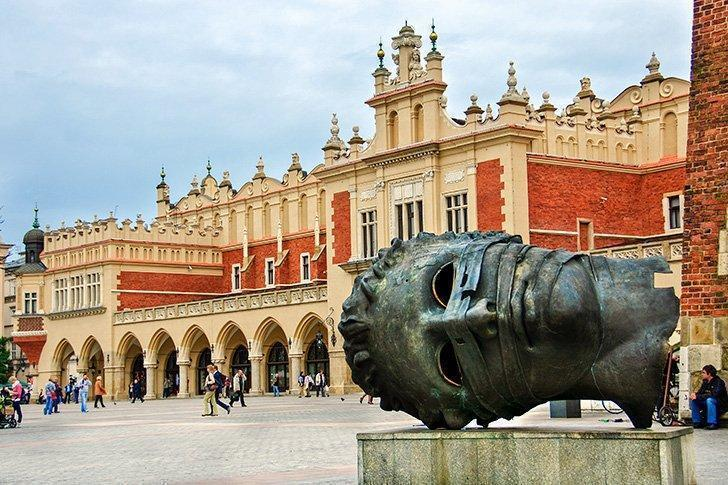 what to see in Krakow Poland