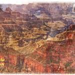 Grand Canyon, Arizona – Forgotten  Postcard