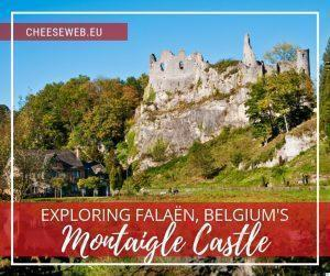 The atmospheric ruins of Montaigle are one of the many castles in Belgium you are free to explore. Learn about this family-friendly day-trip from Brussels to the Namur region.