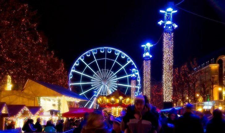 The Brussels Christmas Market