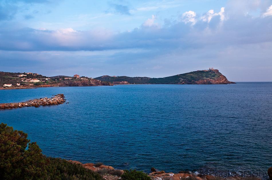 Poseidon Temple on Cape Sounion