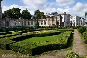Palace Royal, Brussels, Belgium