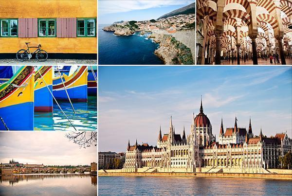 Travel Europe with CheeseWeb