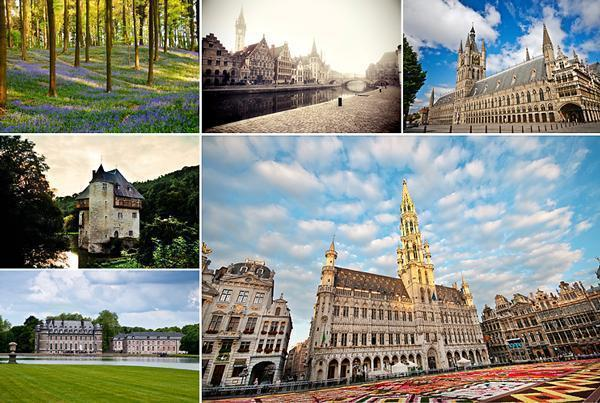 Explore Belgium with CheeseWeb