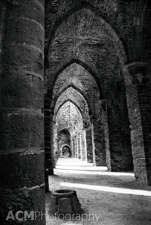 Villers Abbey, Wallonia, Belgium
