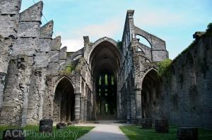The Cistercian Church at Abbey Villers