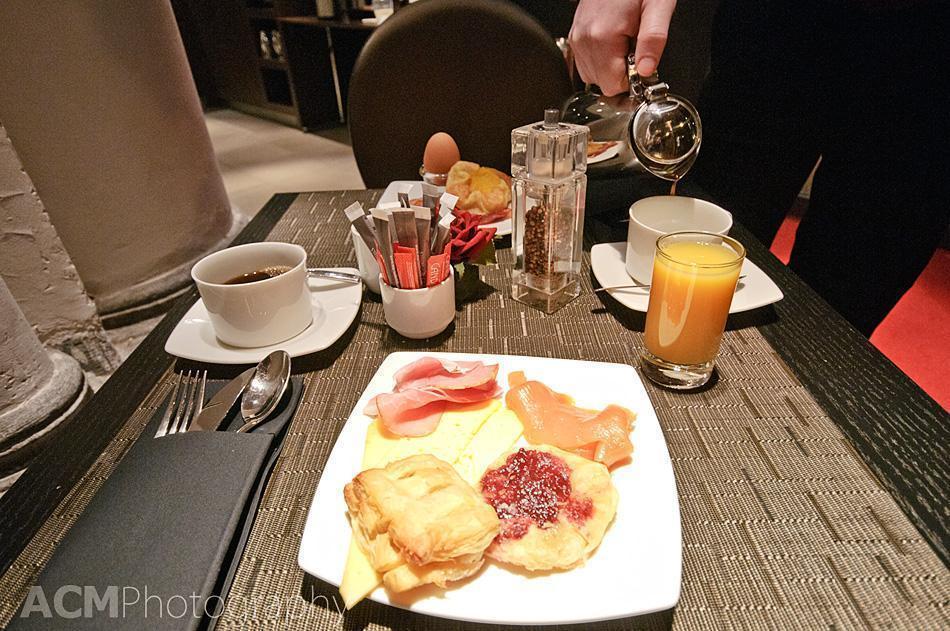 Martin's Patershof Hotel Breakfast