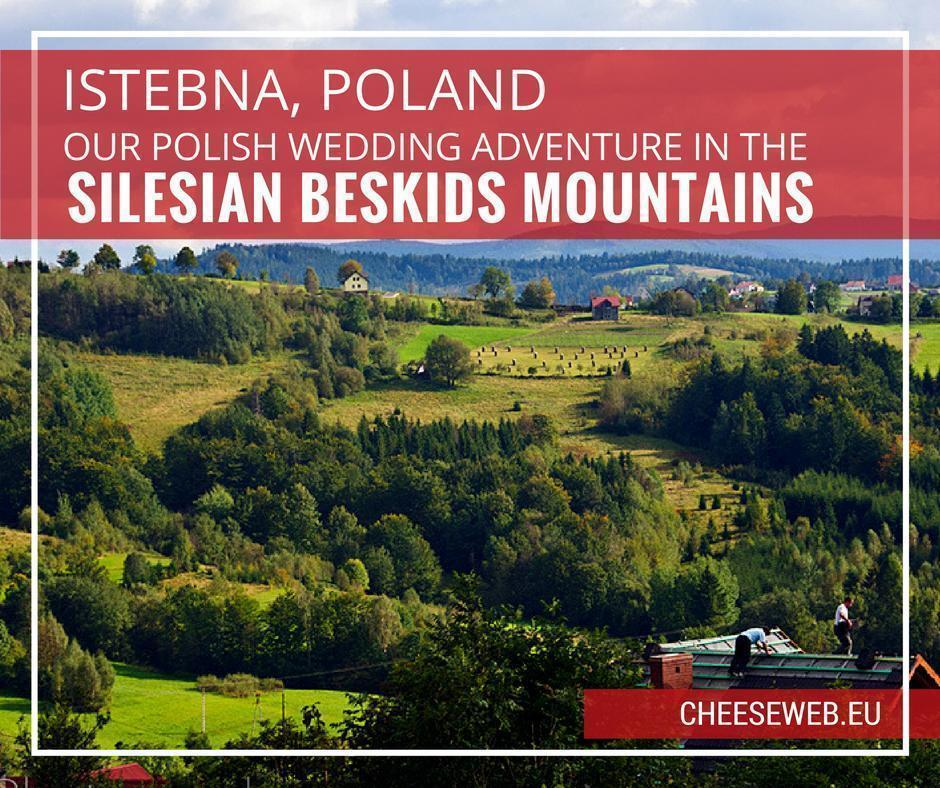 We attend a Polish wedding in the village of Istebna in the stunning Silesian Beskids mountain range in southern Poland.