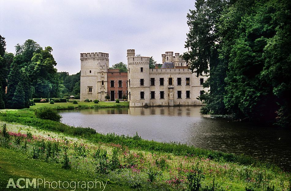 Bouchout Castle at The National Botanical Garden of Belgium