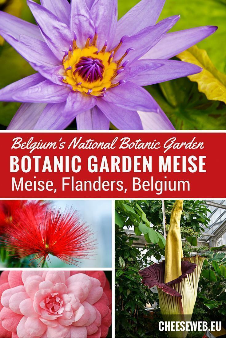 National Botanic Garden Meise, Belgium