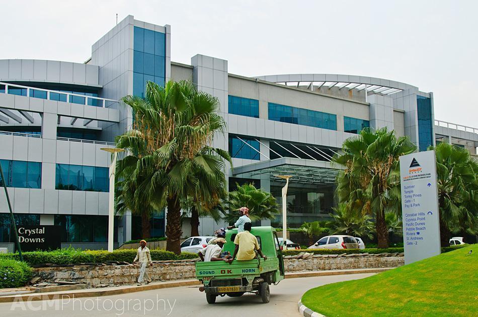 Microsoft office in Bangalore