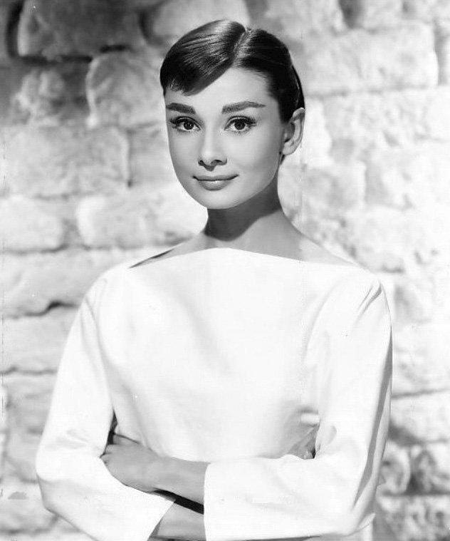 Audrey Hupburn Famous Belgian Actress born in Brussels