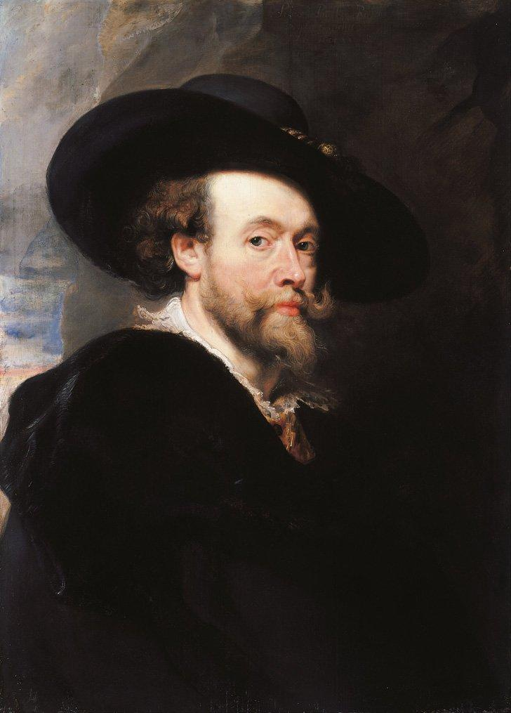 Rubens was a famous belgian artist.