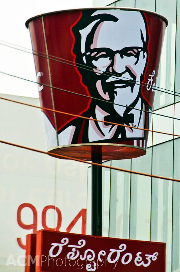 KFC in Bangalore, India