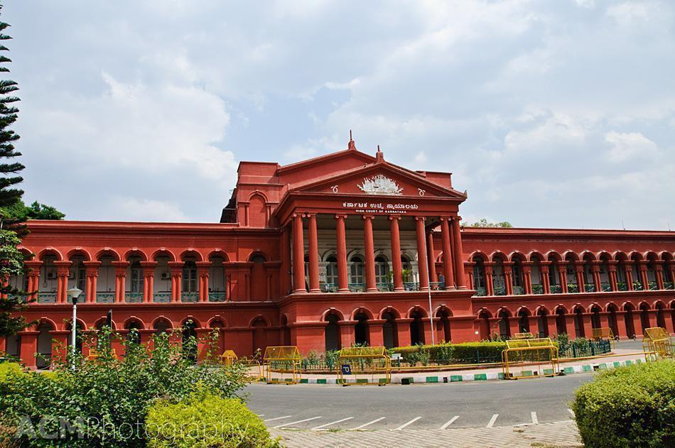 The Karnataka High Court Building