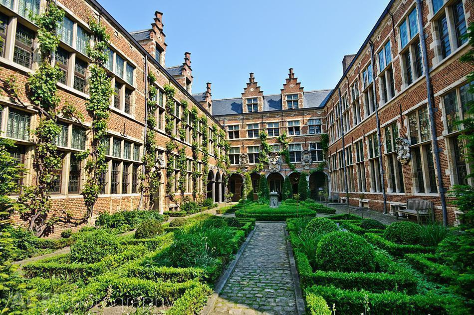 Plantin-Moretus House, Antwerp, Belgium