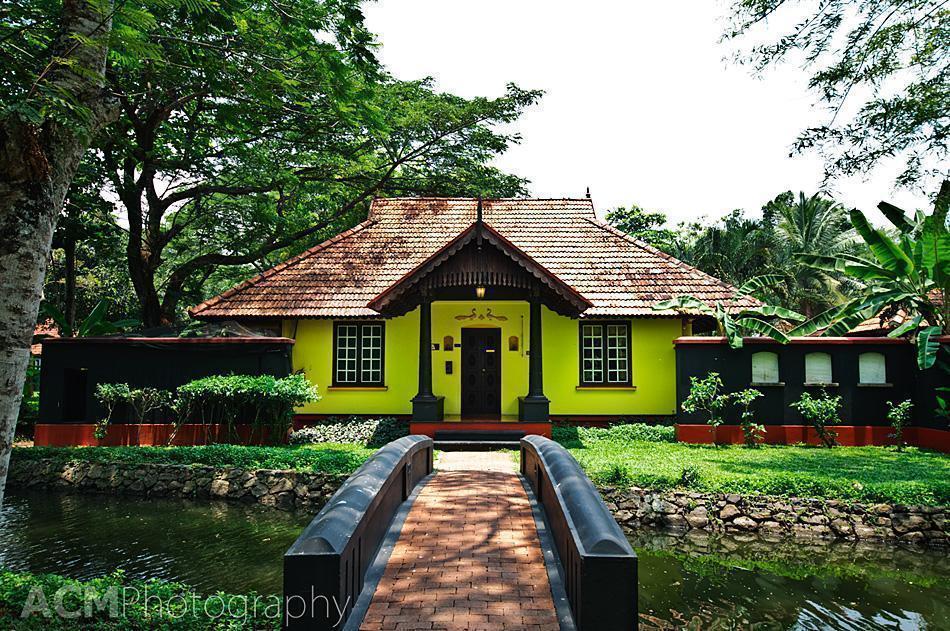 Our Luxury Villa at the Taj Kumarakom