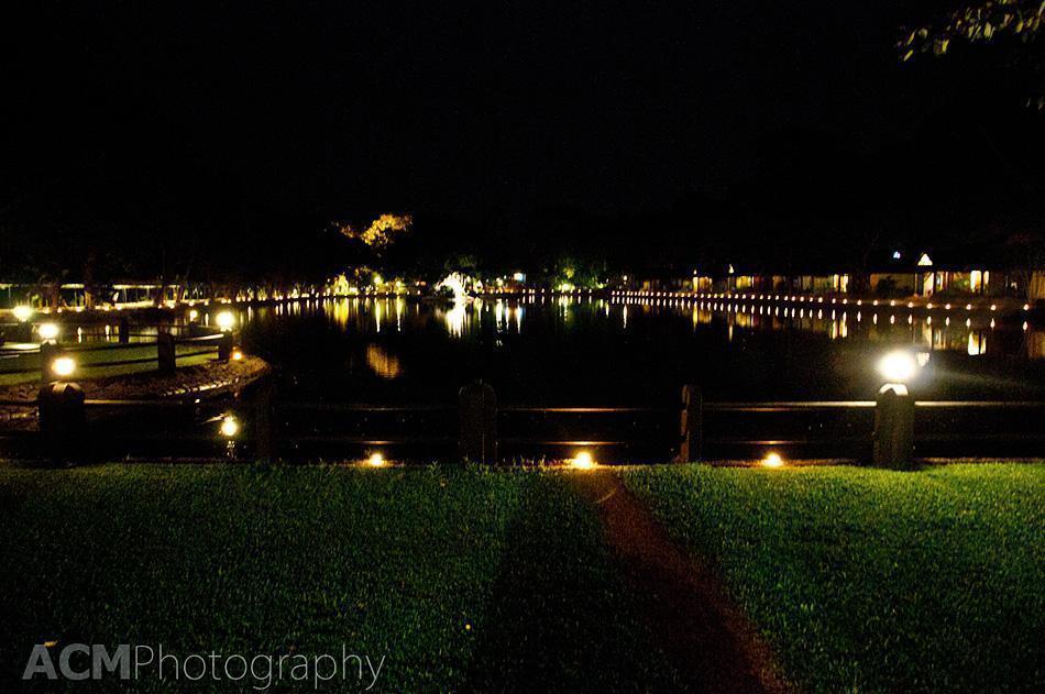 Night at Taj Kumarakom