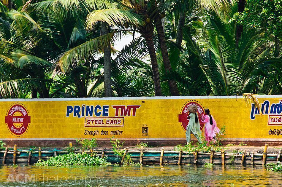 The colours of Kerala