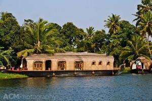 A traditional Kerala Kettuvallam