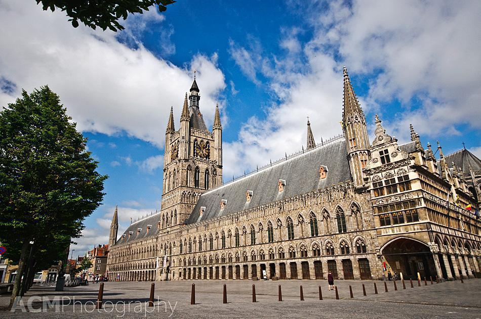 The In Flanders Fields Museum Ypres