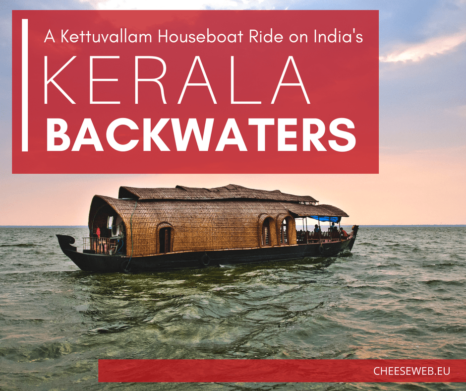 A day on India's Kerala Backwaters on a traditional Kettuvallam Houseboat.