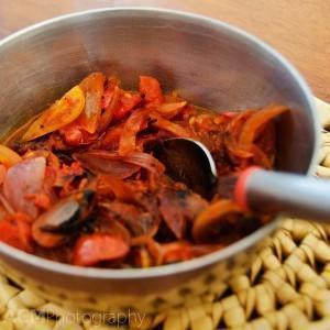 Indian ingredients in Brussels