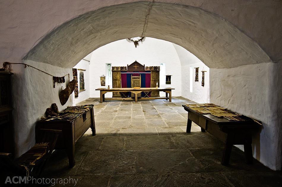 Craggaunowen Castle, Co. Clare