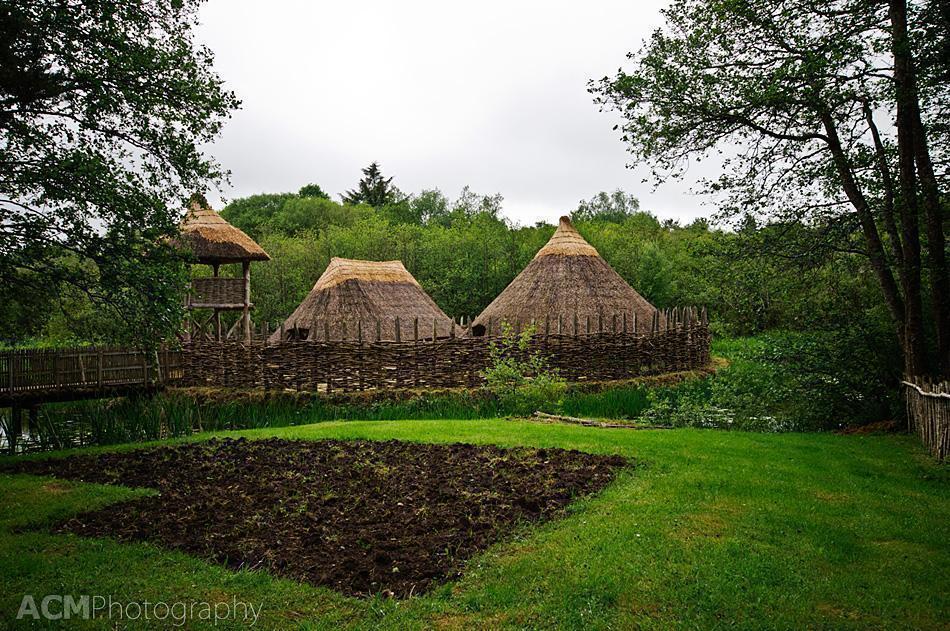 The Crannog at Craggaunowen - The Living Past