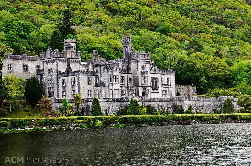 Kylemore Abbey, Connemara, Ireland