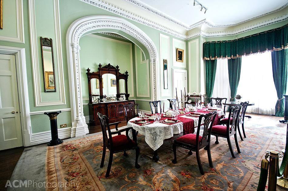 Inside Kylemore Abbey