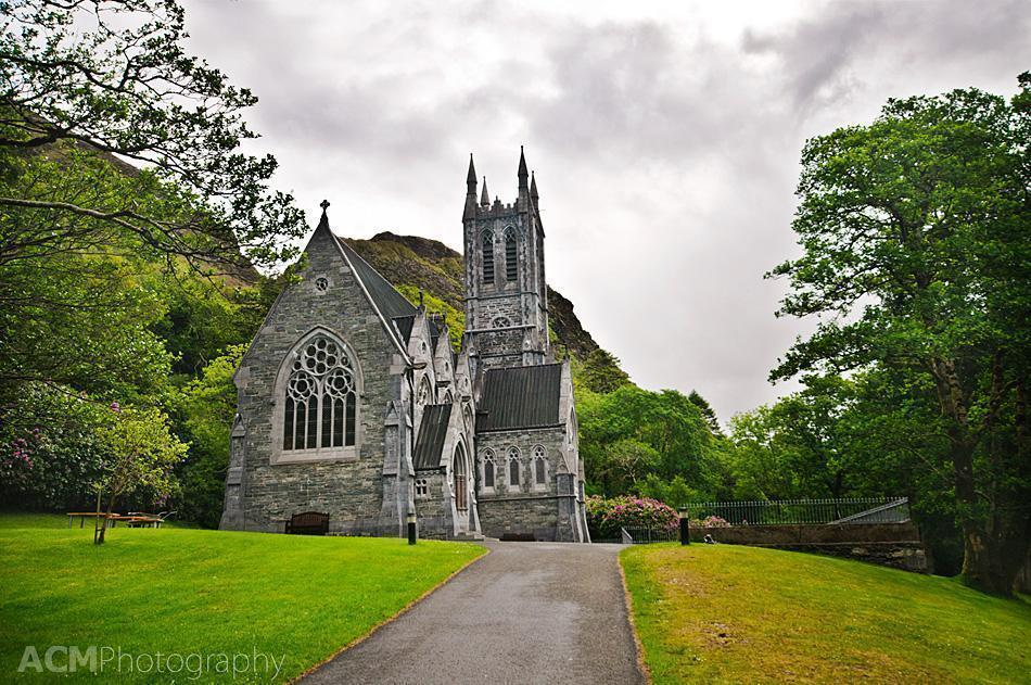 Kylemore Abbey's Gothic Church