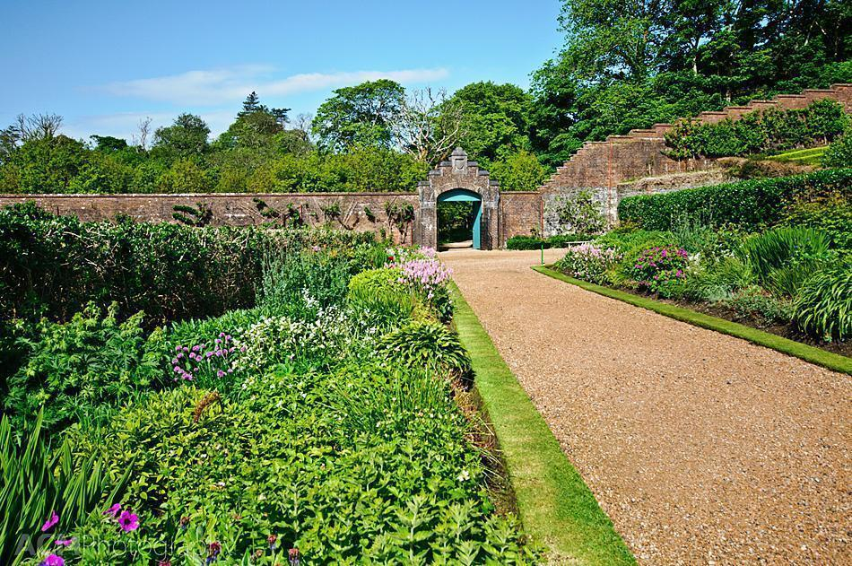 The Victorian Garden Wall