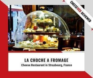 Cheese-lovers can't miss the amazing cheese shop and restaurant La Cloche a Fromage in Strasbourg, France. This restaurant is a must-dine experience not for the lactose intolerant!
