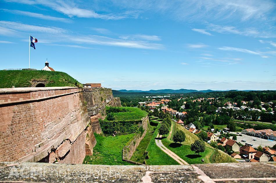 Citadel of Bitche, Lorraine, France