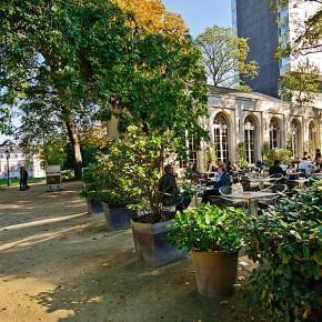 L'Orangerie de Parc d'Egmont