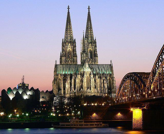 Kölner Dom - Cathedral in Cologne, Germany