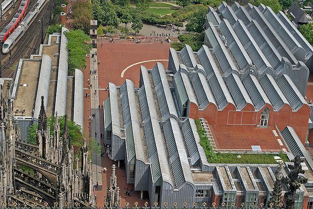 Museum Ludwig, Cologne, Germany.