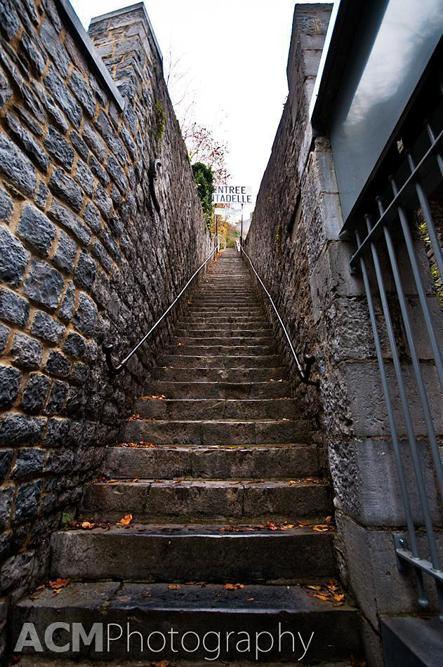 Only 408 stairs to go...